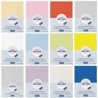 Zöllner Spannbetttuch 40x90 cm Jersey verschiedene Farben