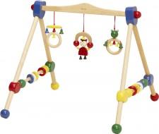Lernspielstation aus Holz