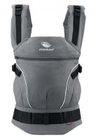 Manduca Babytrage my baby carrier Pure Cotton DarkGrey