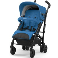 Kiddy Buggy Evocity 1 Summer Blue 2018