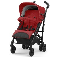 Kiddy Buggy Evocity 1 Chili Red 2018