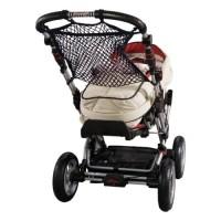 Kinderwagennetz mit Ankerverschluss