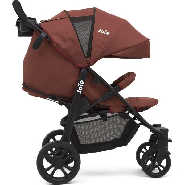 joie buggy sportwagen litetrax 4 brick red 2019. Black Bedroom Furniture Sets. Home Design Ideas