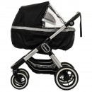 Emmaljunga Regenschutz single Exclusive für NXT90/City Carrycot/Viking/S-Viking