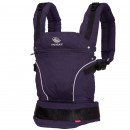 Manduca Babytrage Bauchtrage Carrier PureCotton Purple