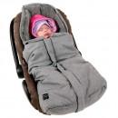 Kaiser Baby Einschlagdecke Ella Melange Thermo Babyschalen-Fußsack