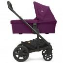 Joie Chrome DLX Dahlia Kombi Kinderwagen mit Babywanne