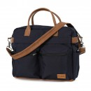 Emmaljunga Wickeltasche Travel Outdoor Navy Eco
