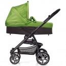 Gesslein S4 Air+ Set mit C3-Wanne grün Gestell schwarz Sportwagen und Buggy