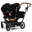 Emmaljunga NXT TWIN 2in1 Zwillingskinderwagen Outdoor Black