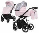 Kombi Kinderwagen Molto MO-01 Flower Rose