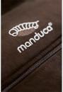Babytrage manduca® First HempCotton brown/natur