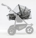 Regenschutz für TFK Mono Kombikinderwagen